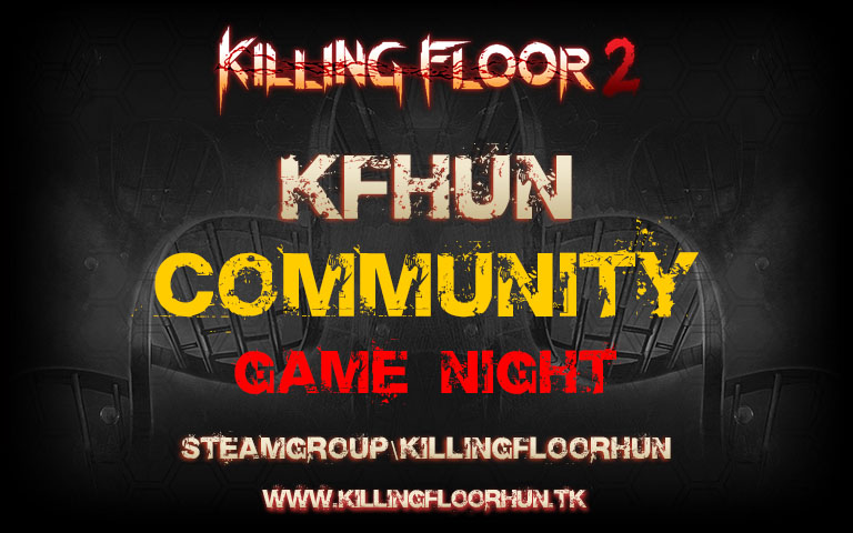 KFHUN Community Game Night