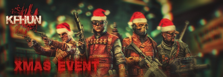Killing Floor 1 Twisted Christmas Event 2019 Is Here!